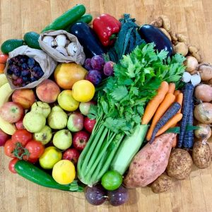 Mixed Organic Fruit + Veg Box - Bundeena Organics