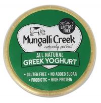 Greek Yoghurt - Natural Mungalli Creek Dairy