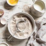 Organic Wholewheat Cake Flour