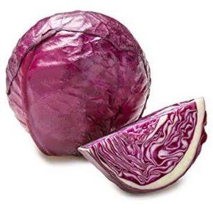 Organic Red Cabbage - Bundeena Organics