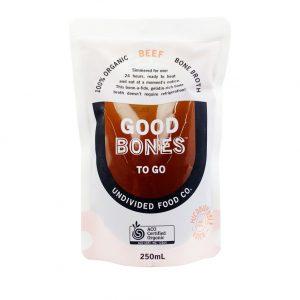 Organic Beef Broth - Shelf Stable - Bundeena Organics