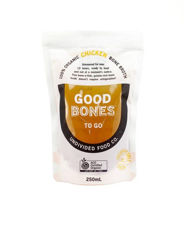 Organic Chicken Broth - Shelf Stable - Bundeena Organics