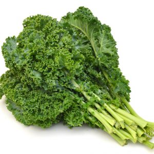 Organic Green Kale bunch - Bundeena Organics