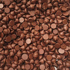 Organic Dark Chocolate Drops 55% Cocoa - Bundeena Organics