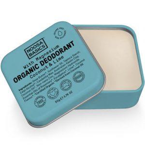 Noosa Basics Deodorant Tin - Coco Vanilla