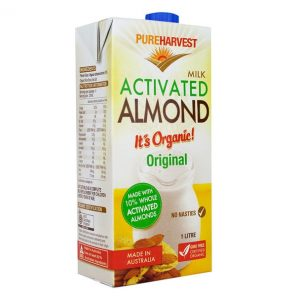 Organic Activated Almond Milk - Bundeena Organics