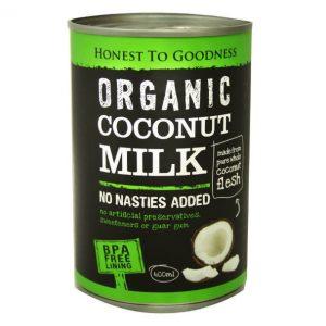 Organic Coconut Milk - Bundeena Organics