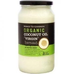 Organic Coconut Oil - Bundeena Organics