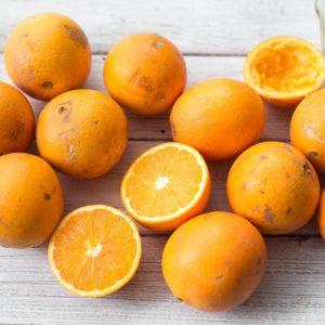 Organic Juicing Oranges - Bundeena Organics