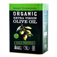 Organic Olive Oil Extra Virgin - Bundeena Organics