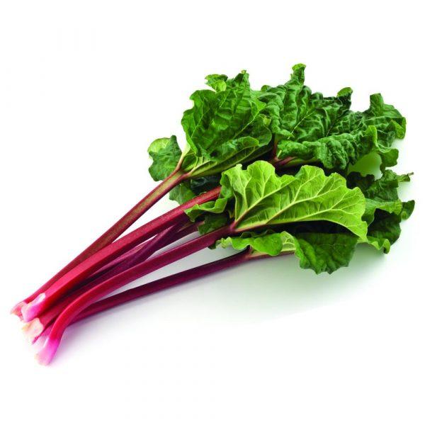Organic Rhubarb (bunch) - Bundeena Organics