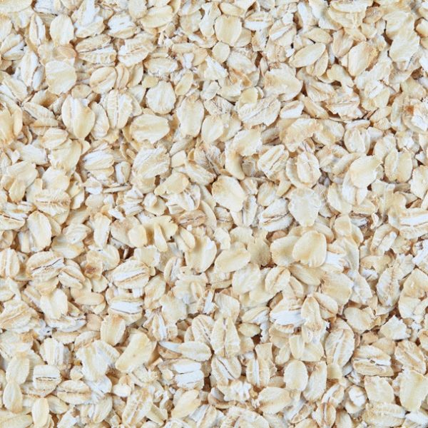 Organic Rolled Oats Gluten Tested - Bundeena Organics