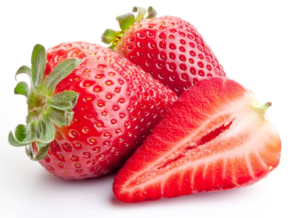 Organic Strawberries - Bundeena Organics