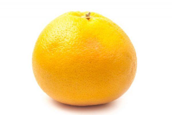 Organic Yellow Grapefruit - Bundeena Organics