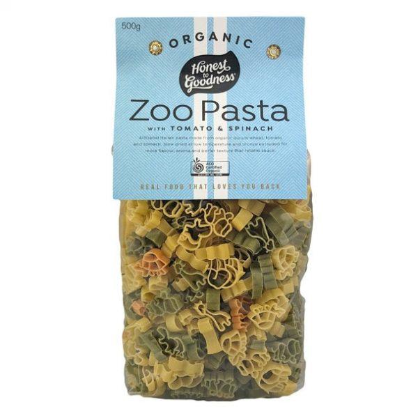 Organic Zoo Pasta - Bundeena Organics