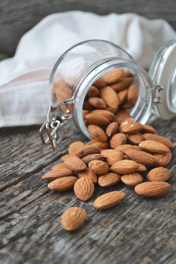 Raw Organic Unpasteurised Almonds - Bundeena Organics