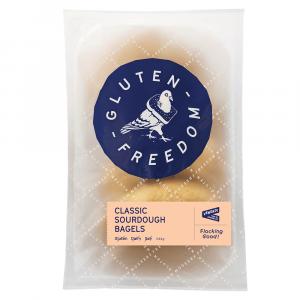 Gluten Freedom Classic Sourdough Bagels - Bundeena Organics
