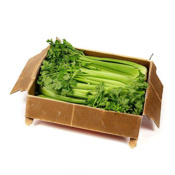 Organic Celery Box - Bundeena Organics