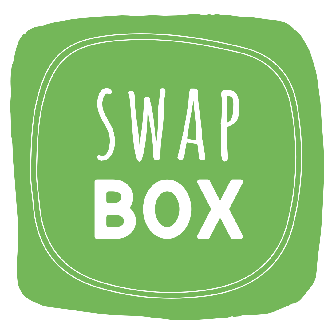 Share the Love - Use the SWAP BOX