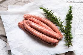 Beef Sausages - Pastured, Chemical Free - Tathra Place Free Range