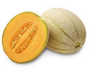 Organic Rockmelon - Bundeena Organics