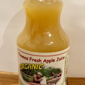 Thomas Fresh Organic Apple Juice