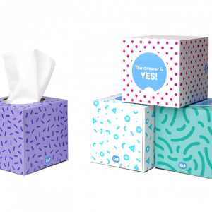 WGAC Forest Friendly Tissues