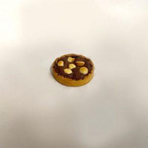 Choc Macadamia Tart - Thoroughbread - Bundeena Organics