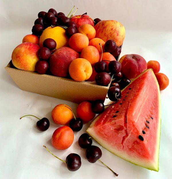 Christmas Fruit Pack - Bundeena Organics