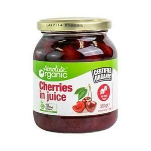 Absolute Organics Cherries - Bundeena Organics