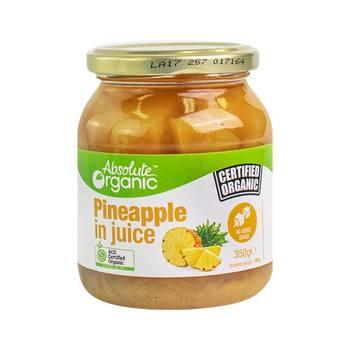 Absolute Organics Pineapple - Bundeena Organics