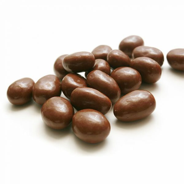 Organic Milk Chocolate Almonds - Bundeena Organics