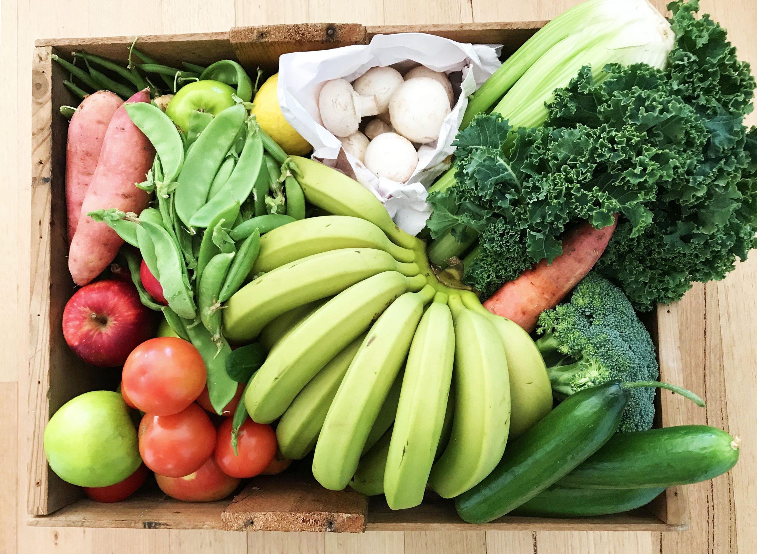 Fruit+Veg Box - Bundeena Organics