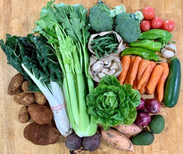 Organic Veg Box - Bundeena Organics