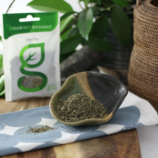 Organic Basil - Bundeena Organics