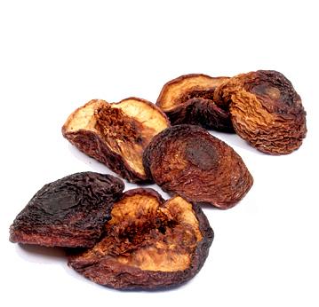 Organic Dried Nectarines - Bundeena Organics