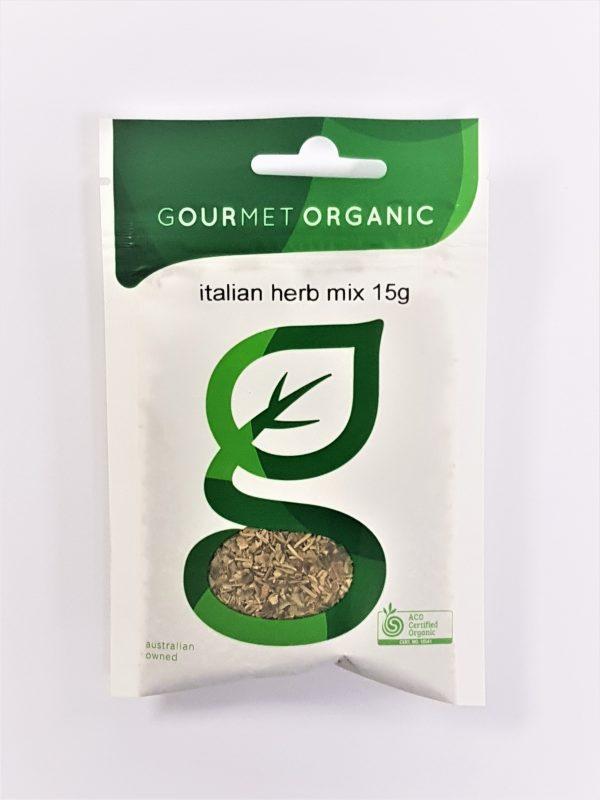 Organic Italian Herb Mix - Bundeena Organics