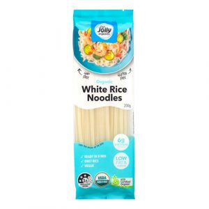 Organic Noodles - White Rice 200g - Bundeena Organics