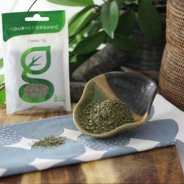 Organic Parsley - Bundeena Organics