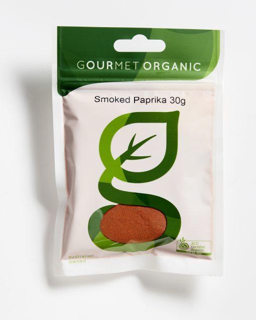 Organic Smoked Paprika - Bundeena Organics