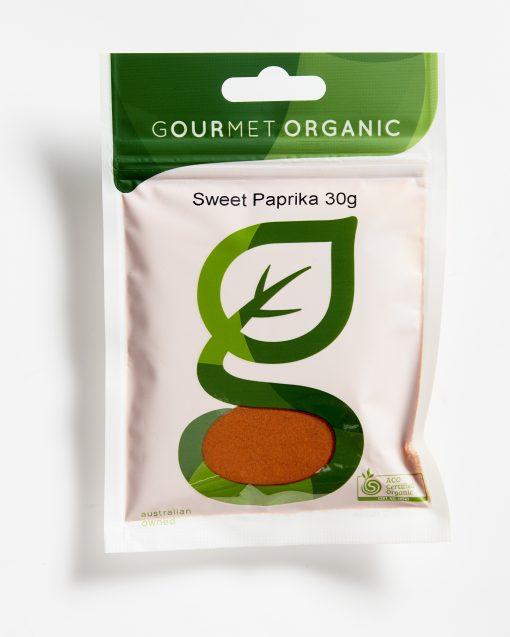 Organic Sweet Paprika - Bundeena Organics
