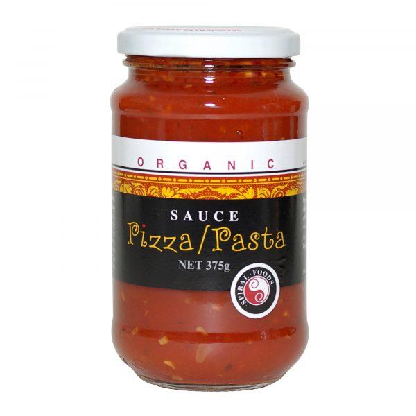 Spiral Organic Pizza-Pasta Sauce - Bundeena Organics