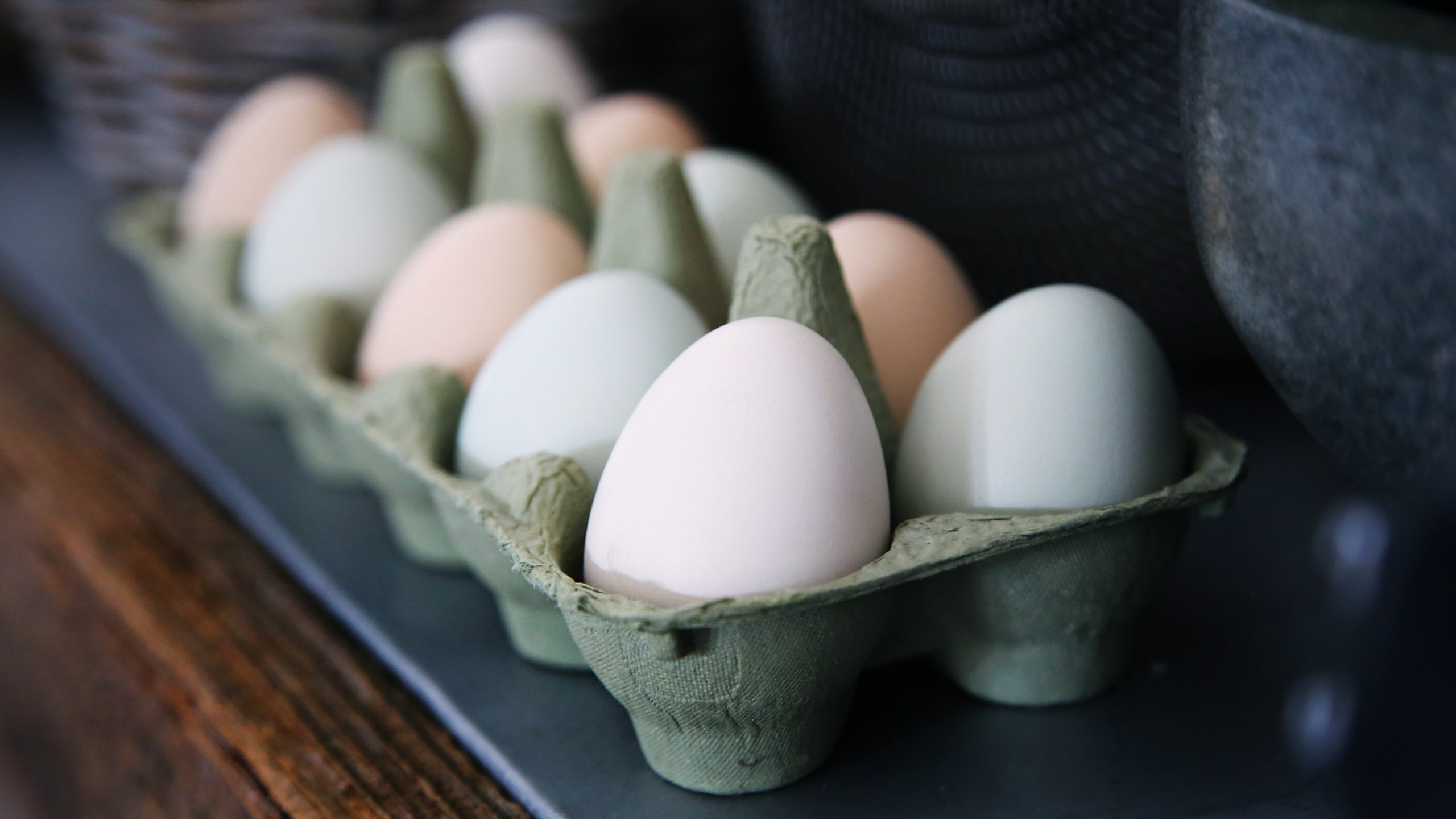 Organic Eggs - Bundeena Organics