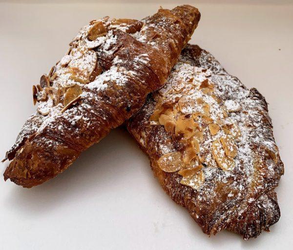 Almond Croissant - Bundeena Organics2