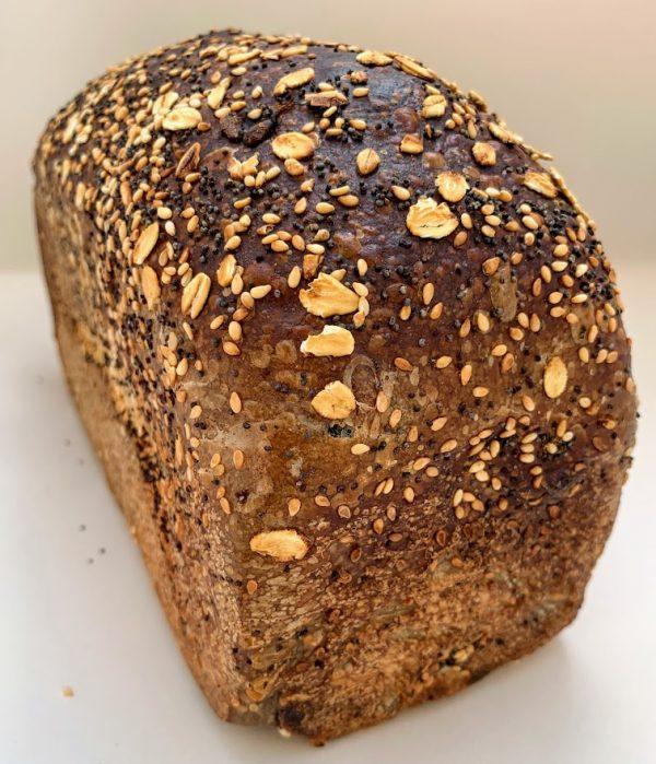 Fruit Tin Sourdough Loaf - Bundeena Organics2
