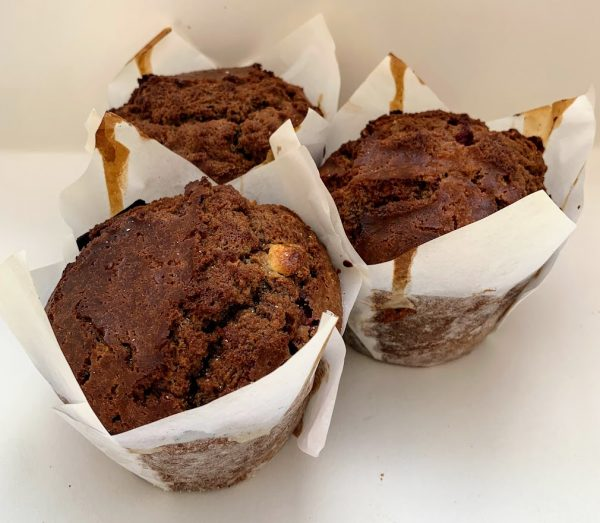 Muffins - Bundeena Organics