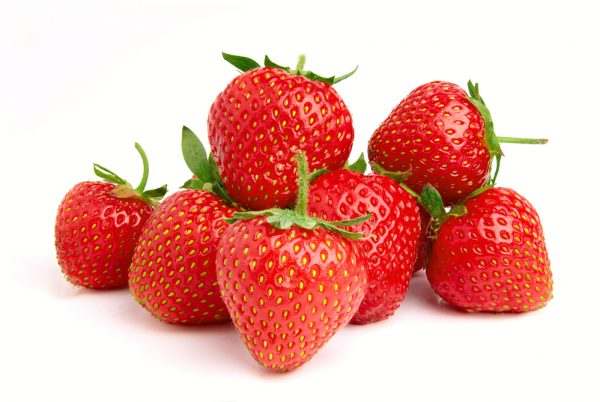 Organic Strawberries 500g - Bundeena Organics