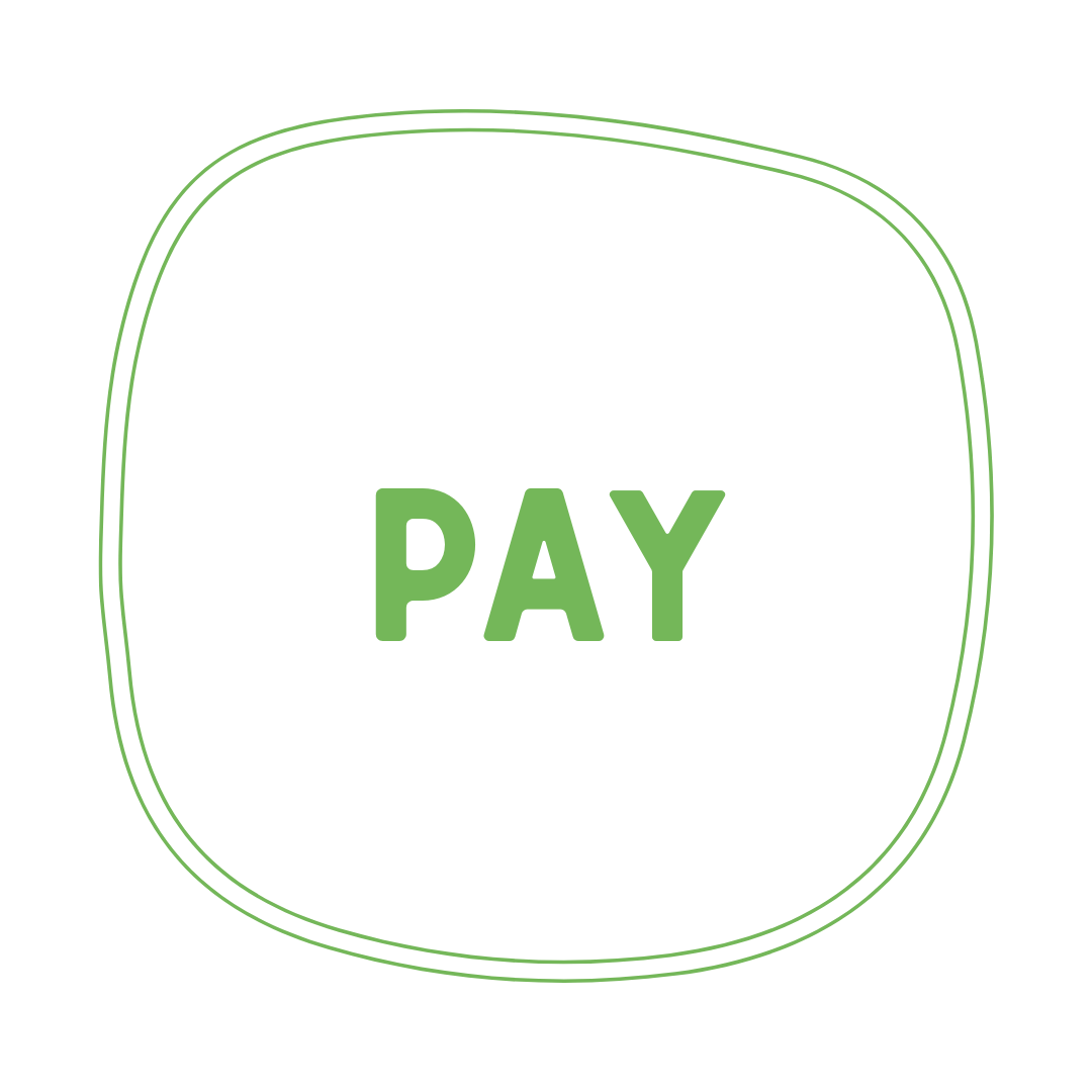 Pay by Credit Card or Bank Deposit